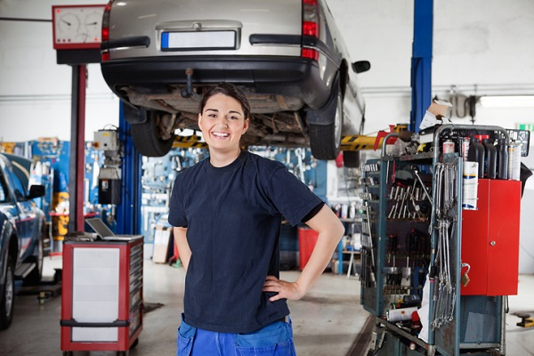 Automotive service technicians can make up to $40.00 per hour