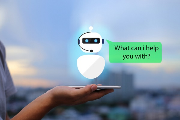 Chatbots can be useful when human customer support representatives are not in office