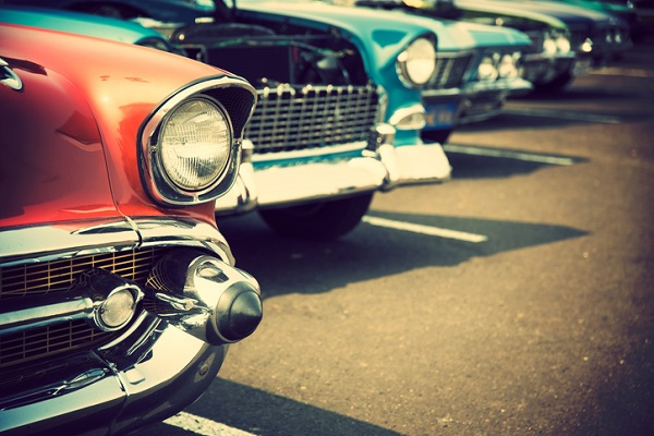 Come to our open house to check out some impressive classic cars