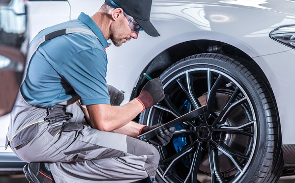 Sidewalls on newer tires are often shallow, which can lead to more obvious vibrations