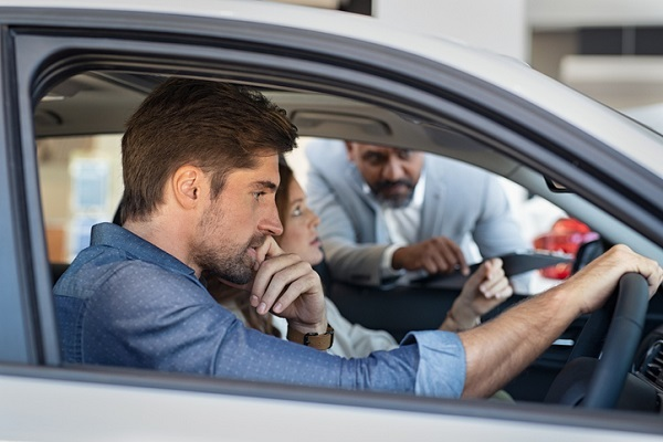 Understanding different payment options is key in automotive sales