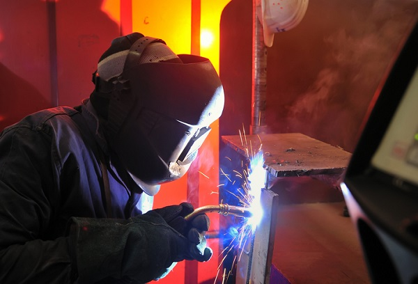 MIG welding is considered the most simple among the welding processes for sheet metal