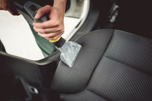 Professional auto detailing takes vacuuming to the next level
