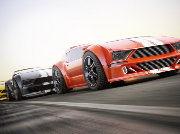 Ground effects kits mimic the look of a racecar