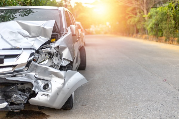Crumple zones protect passengers by reducing the force of the impact