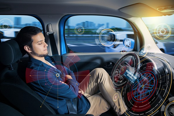 Want to take a nap behind the wheel? We're not quite there yet