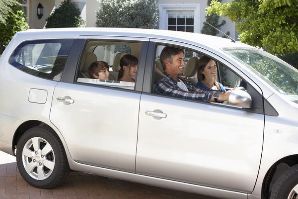 Minivans peaked commercially in the year 2000, before being largely usurped by SUVs