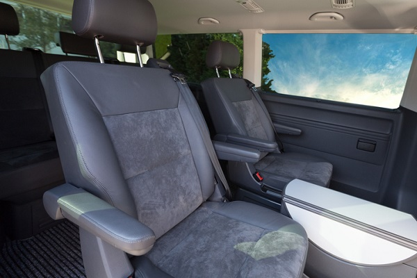 Minivans are known for combining the space of a van with the driving experience of a car