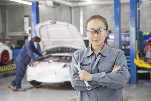 become a certified mechanic